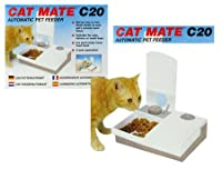 CANNED CAT FOOD Timed Feeder by C20 Auto Feeder by Royal Pet for