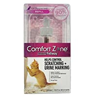 Comfort Zone Refill Bottle for Feliway Diffuser, 48 Milliliters from Farnam Products