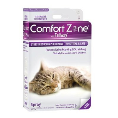 Comfort Zone For Cats Reviews