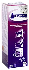 Feliway Behavior Modifier Spray 75 ml by Feliway