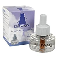 Feliway Plug-In Diffuser with Refill, 48 Milliliters by Feliway*