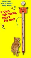 Moody Pet Fling-ama-String Motorized Interactive Cat Toy from Moody Pet, Inc.