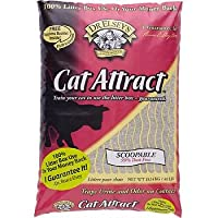 Do not leave this out of your litter box retraining plan!! Precious Cat Cat Attract Problem Cat Training Litter, 40 pound bag from Precious Cat