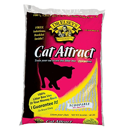 Precious Cat Cat Attract Problem Cat Training Litter 40