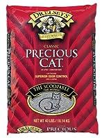 Precious Cat Classic Premium Clumping Cat Litter, 40 pound bag from Precious Cat