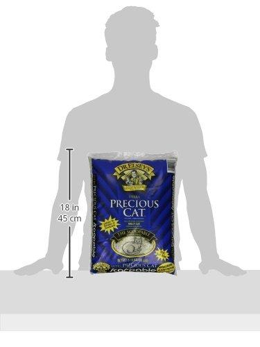 Precious Cat Ultra Premium Clumping Cat Litter  Pound Bag