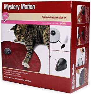 Undercover Mouse Electronic Cat Toy by Panic Mouse